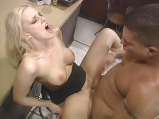 British Slut Hannah Harper Gets Fucked At The Burger Joint