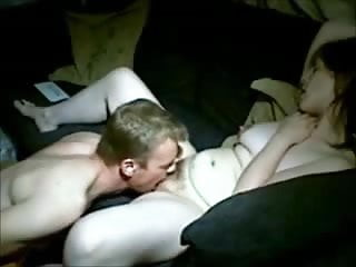 Hairy Pussy Fucked and Jizzed