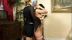 Mistress training girl