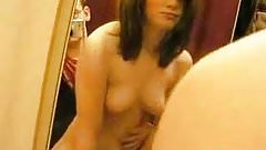 Amateur Couple Fuck in Dressing Room