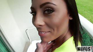 Gianna's Tight Latina Ass video starring Gianna Nicole