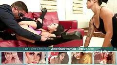Kinky Asian Threesome With Asa Akira