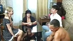 Hot russian old young swinger porn