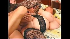 Busty French BBW Fuck And Suck