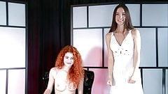 Yonitale: Orgasm World Championship. Kristy Black VS Vanessa