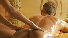 Touch The Cock Hard Massage