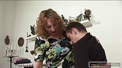 Hausfrauenfick der anderen Art
