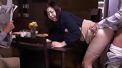 Please Fuck My Wife (Netorare JAV with Turkish Subtitle)