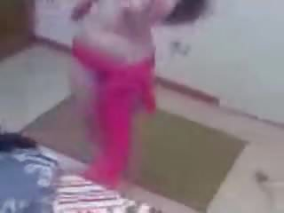 hot arab egyptian dancing & fucked