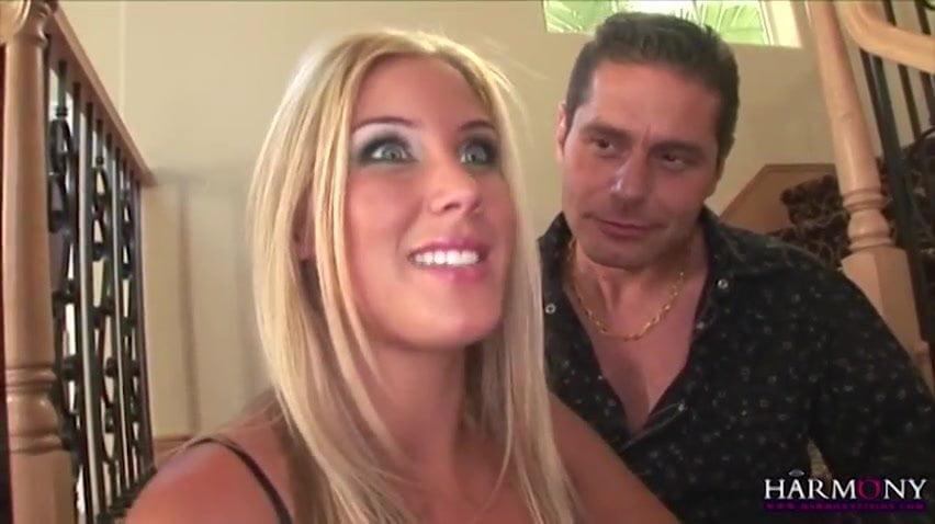 HARMONY VISION Bobbi Starr and Nikki Jayne go Anal