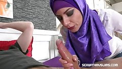 CZECH MUSLIM BITCH NATHALY CHERIE LOVES SHOPPING