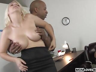 Download video bokep Son watching busty mom Mandy Sweet taking a BBC Mp4 terbaru