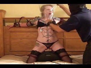 Rubber Plastic Latex BDSM Breath Play