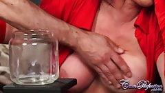 Wendy's Cum Bucket Challenge