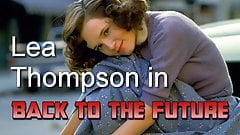 Lea Thompson in 'Back to the Future'