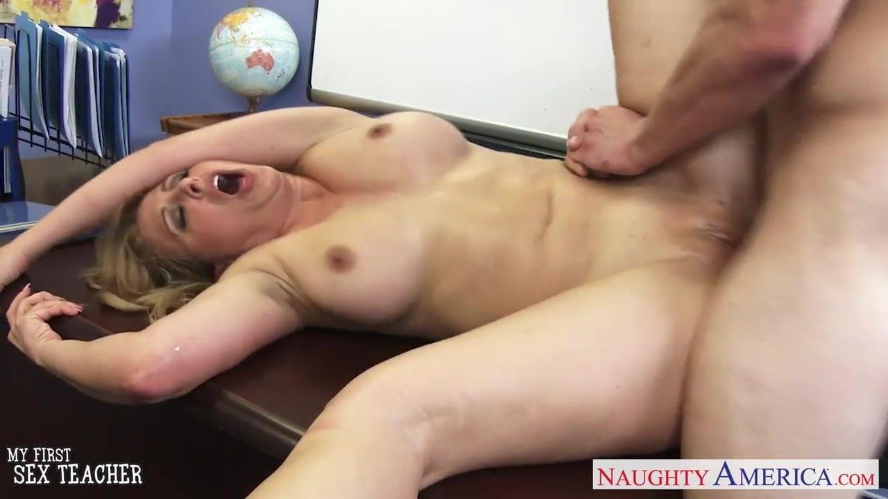 Busty teacher sexual 015