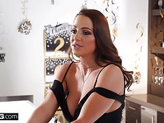 BANG Confessions - Abigail Mac fucks for NYE party