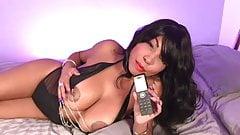 Goddess Sinclair Peaky Nipples 1