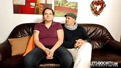 LETSGODIRTY - Deutsche Paare ficken vor der Kamera