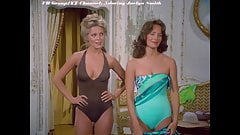Jaclyn Smith And Cheryl Ladd -