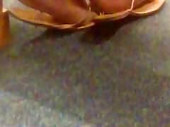 candid ebony soles