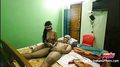 Indian GF With Her Boyfriend Fucking For Cash