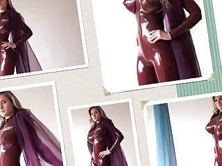 Download video bokep Latexs model with fake tits posing Mp4 terbaru
