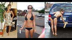 Sarah Kantorova Stripper Shows Some Serious Bikini Ass