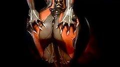 Robo booty , Video game ass to make me weak