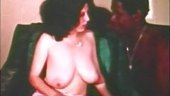 Interracial Oral Sex and Wild Fuck (1970s Vintage)
