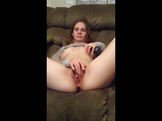 31 yo slut wife fingering her cunt