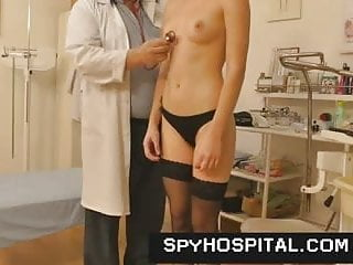 Hidden cam in gyno hospital