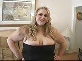BBW Head #428 Busty Blonde 24y.o Cutie (Short Fuck Ending)