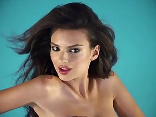 Emily Ratajkowski - nude phototshoot for GQ Turkey.
