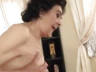Lesbian Granny And Teen Fuck