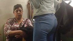 Teen butt, culo en jeans