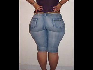 MASSIVE FAT PHAT ROUND ASS LATIN