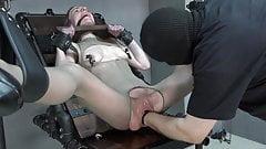 Nylon Pussy fist