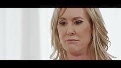 Naughty milf mother suck big dick on her way