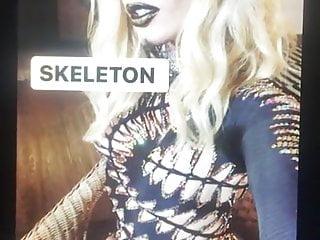 Skeleton Lele Pons Cum Tribute