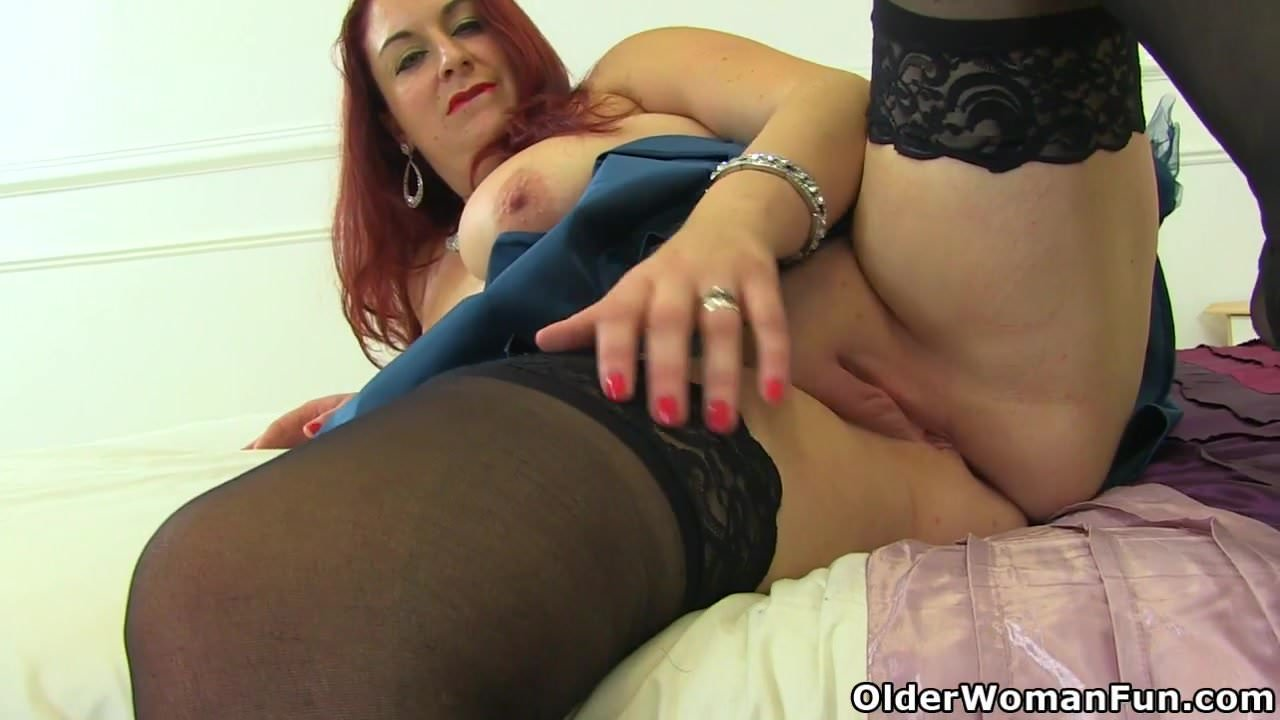Uk milf sexy scorpio will arouse you with her luscious body - 3 part 9
