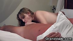 Granddadz.com Older guy fucking young babe Fira