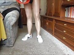 Pantyhose Leotard Plug