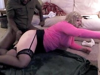 Plump Sissy Railed By BBC