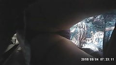 Super Hot Upskirt with skimpy Thong In Sri Lankan Train.'s Thumb