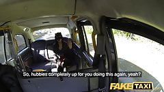 Fake Taxi Horny mysterious Mas