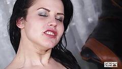 CastingAllaItaliana - Beautiful brunette in Italian casting