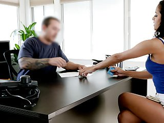 LOAN4K. Sex is the best offer from a loan manager