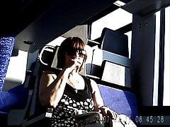 my dick flashing masturbation mature lady in tren she likes
