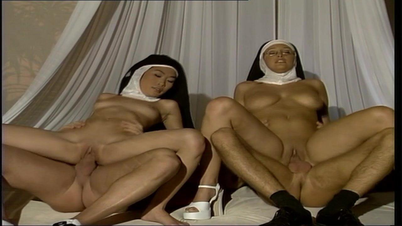 nun having sex